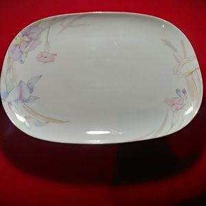 Other - Mikasa Gabriele 13'5 Multicolor Oval Platter